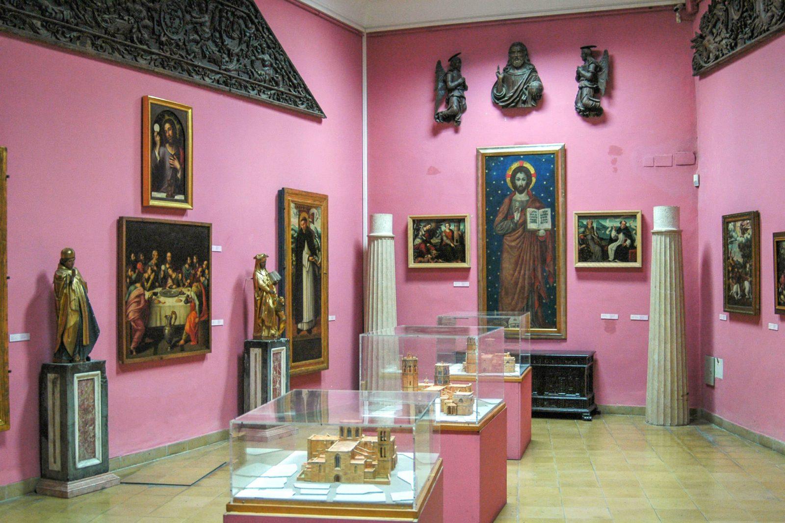 Соборный музей (фото: Tono G. Ayora)