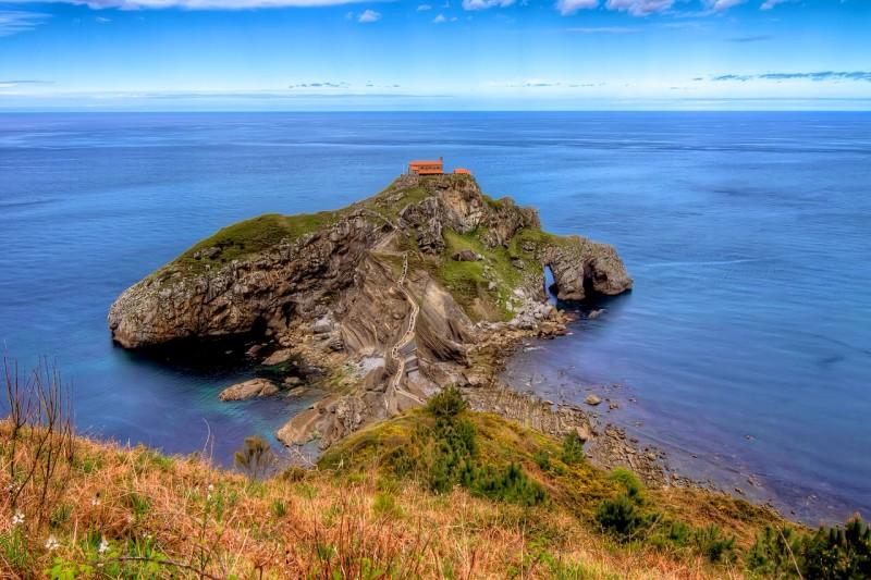 Прекрасная Испания – Остров Гастелугаче