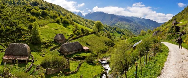 Национальный парк де Сомьедо, Астурия