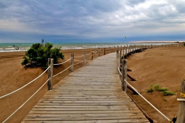 Пляж Riumar