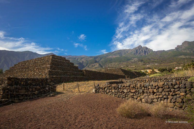 Ступенчатые пирамиды Гуимар