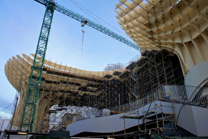 Строительство культурного центра