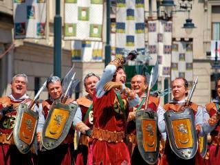Фестиваль Мавры и Христиане