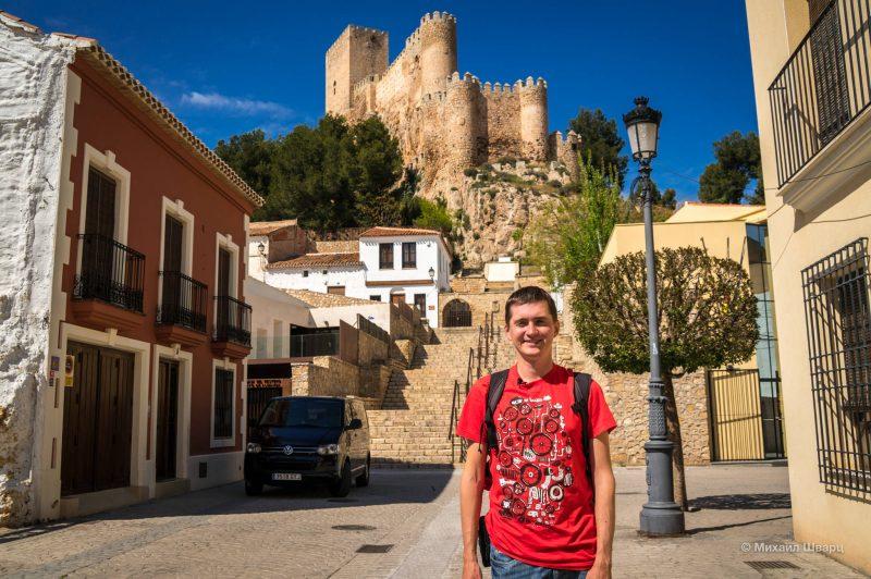 Кастильо де Альманса (Castillo de Almansa)