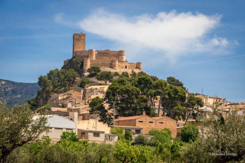 Крепость Биар