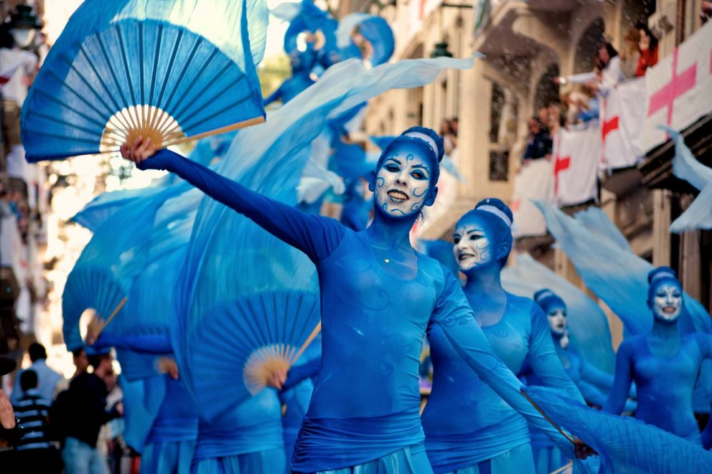 Танцоры (фото: olemiswebs)