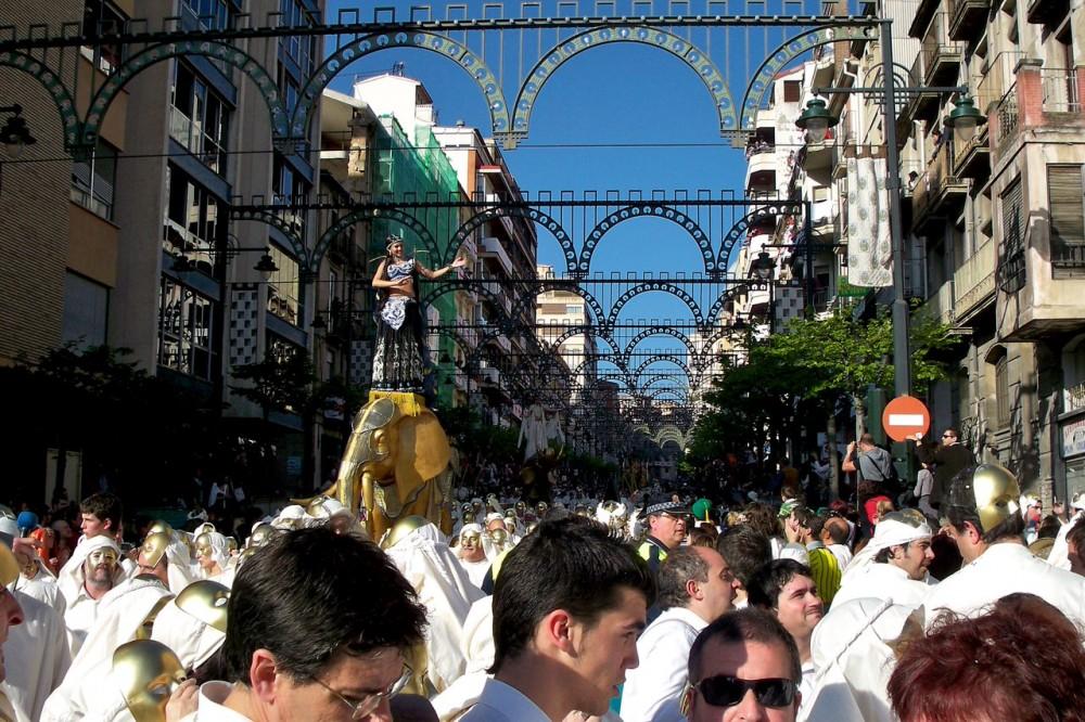 Религиозная процессия (фото: Juan Seguí Moreno)
