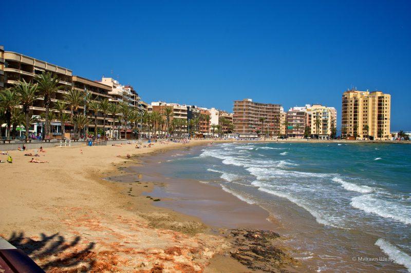 Пляж де Кура (Playa del Cura)