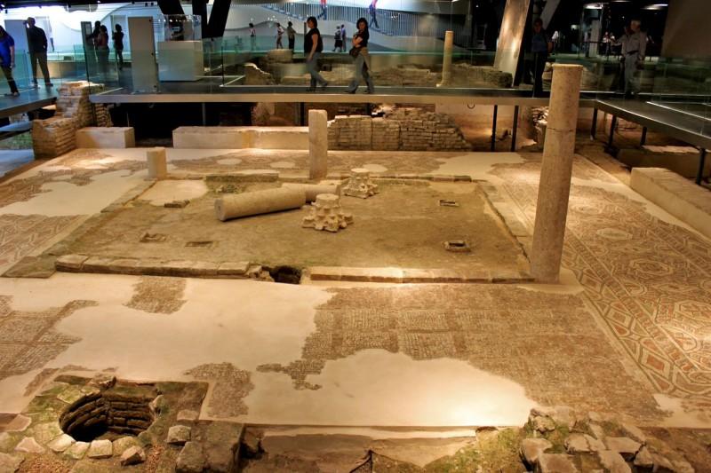 Археологический музей Antiquarium