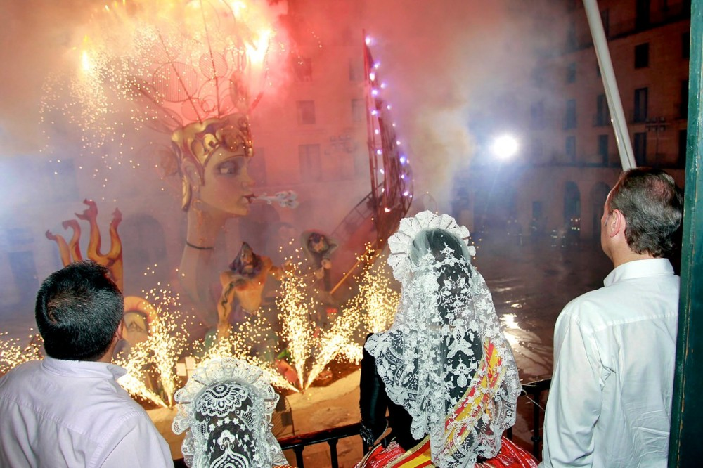Ночь Святого Хуана (фото: PresidenciaGVA)