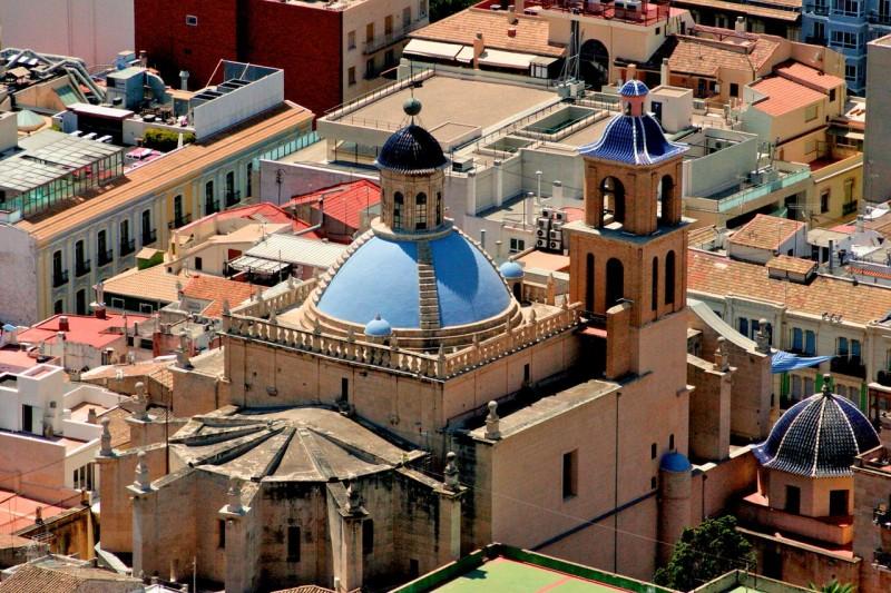 Кафедральный Собор San Nicolás