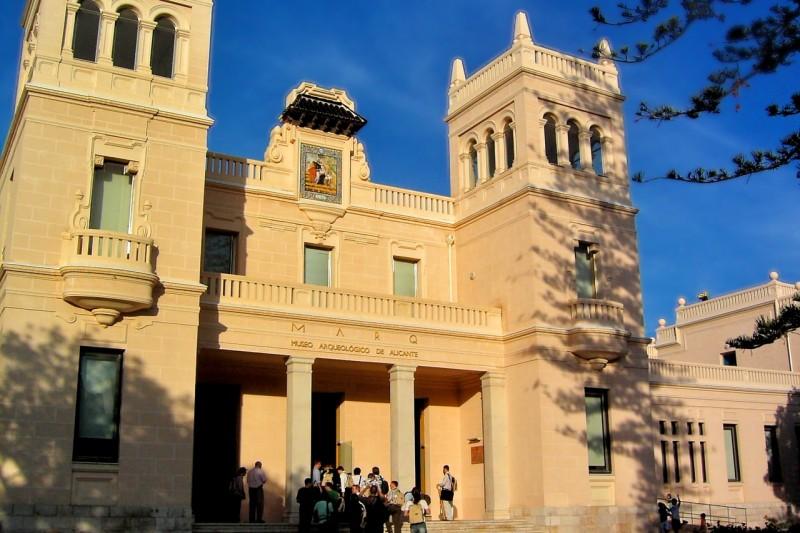 Археологический музей Аликанте, MARQ