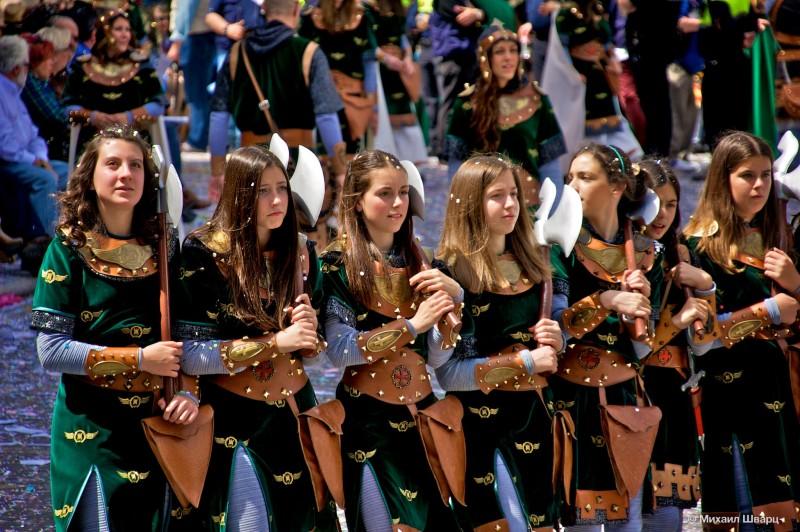 Арагонские девушки
