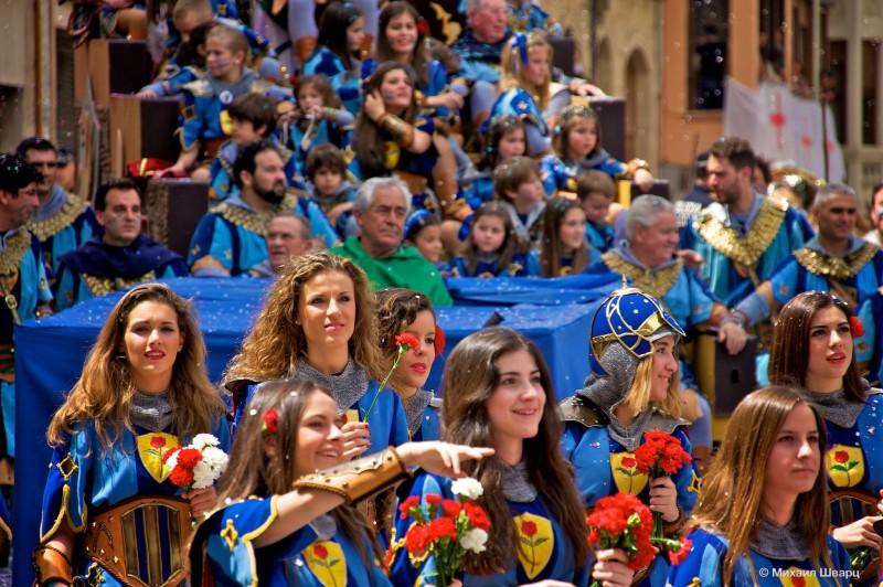 Девочки с цветами