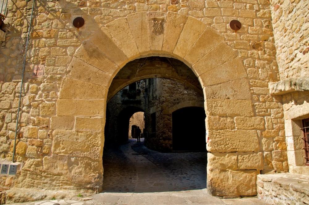 И снова красивая арка