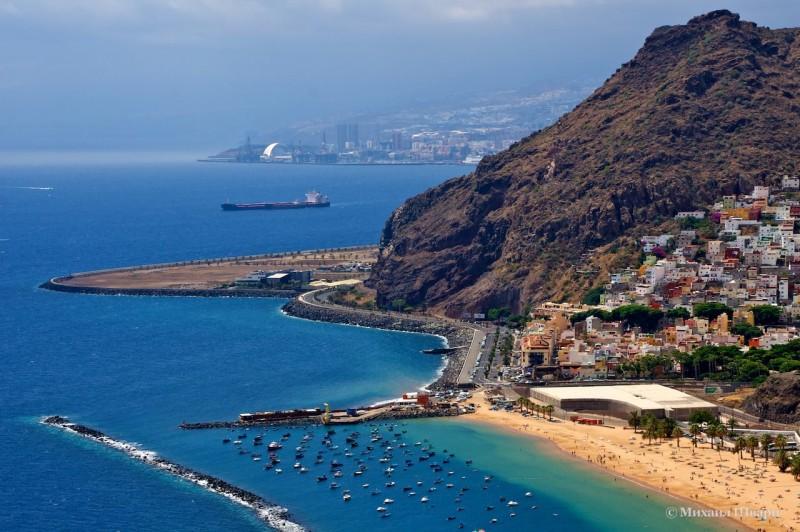 Испанский остров Тенерифе