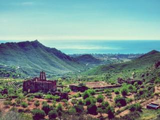 Парк Desierto de las Palmas