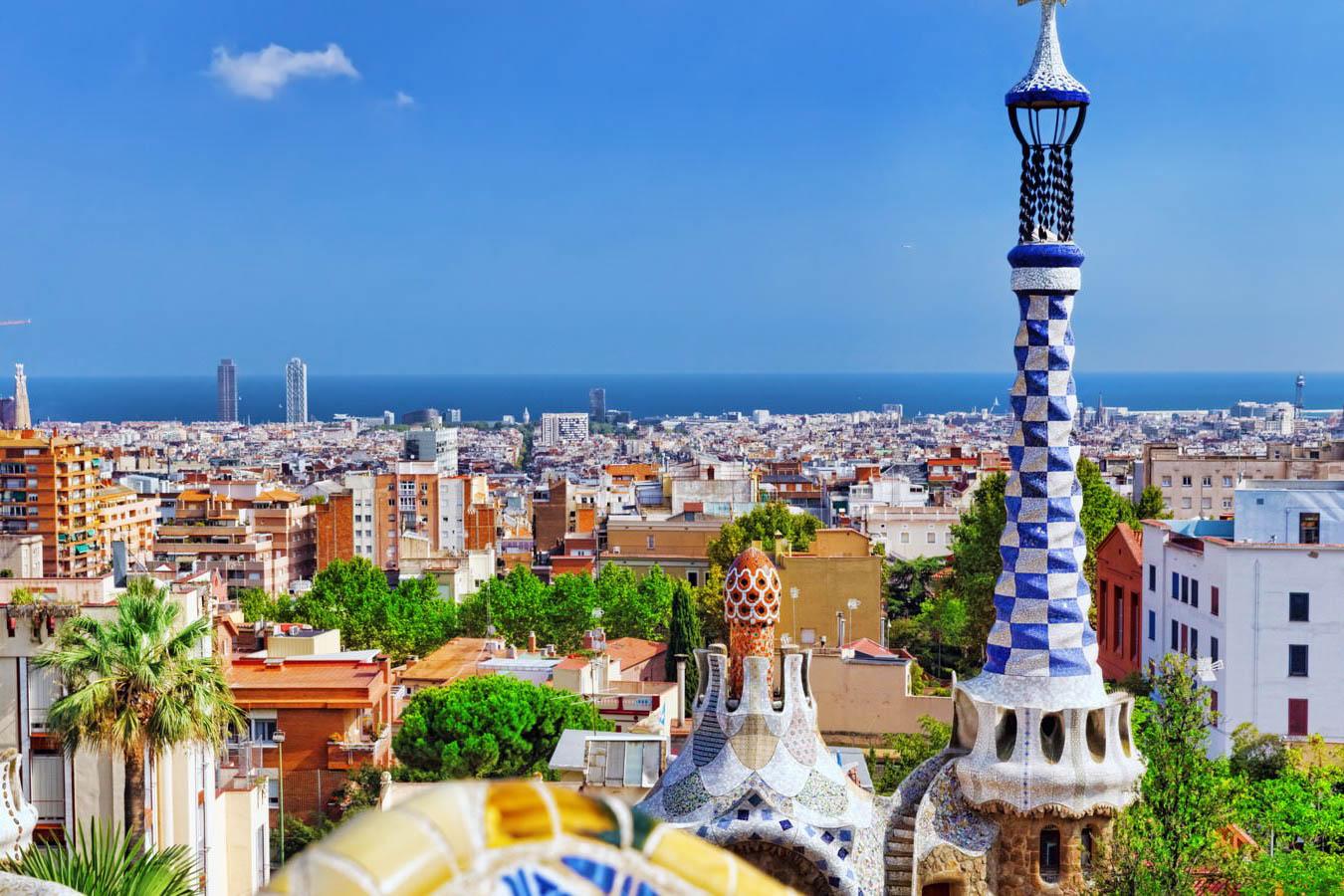 Города Испании 1