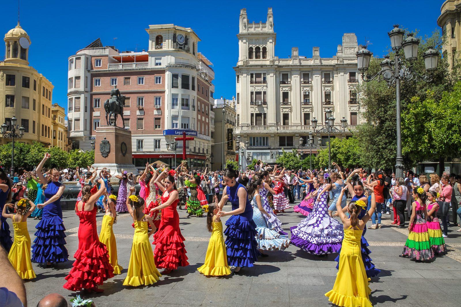 Все танцуют фламенко (фото: Errant Walker)