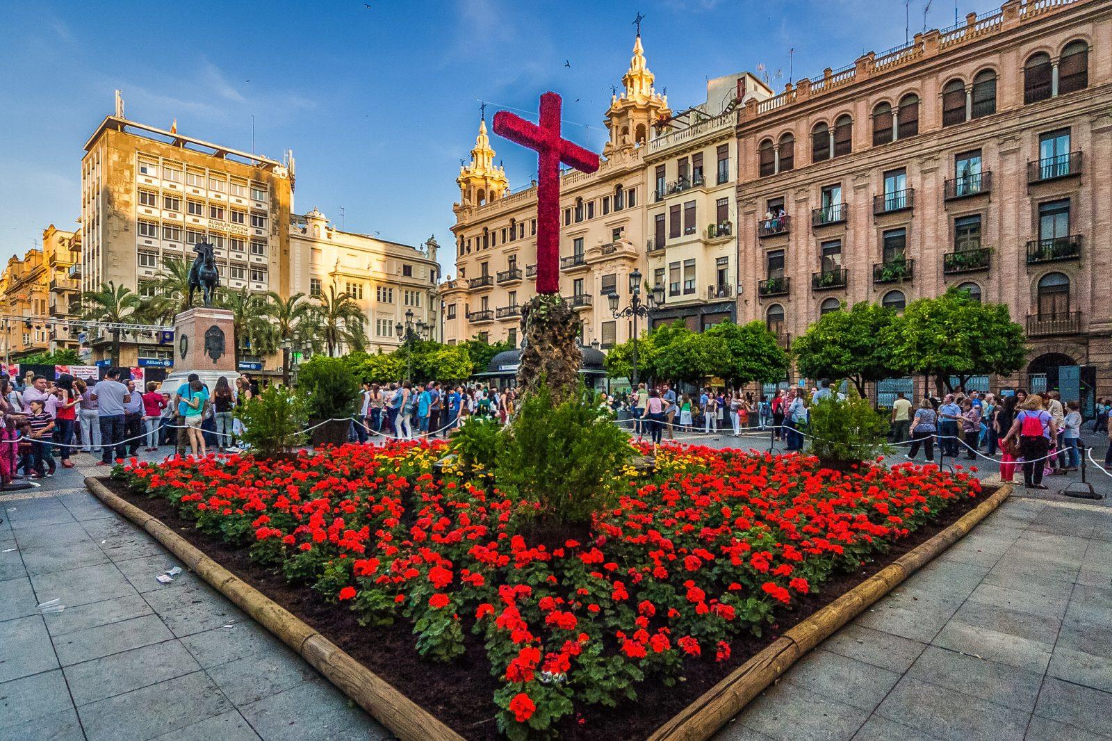 Праздник цветов «Майские кресты» (фото: R.Jose)