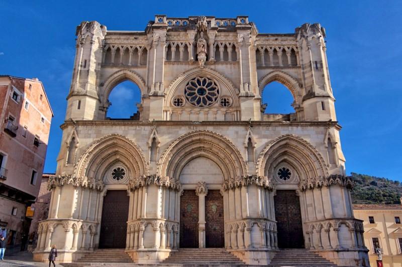 Кафедральный собор города Куэнка