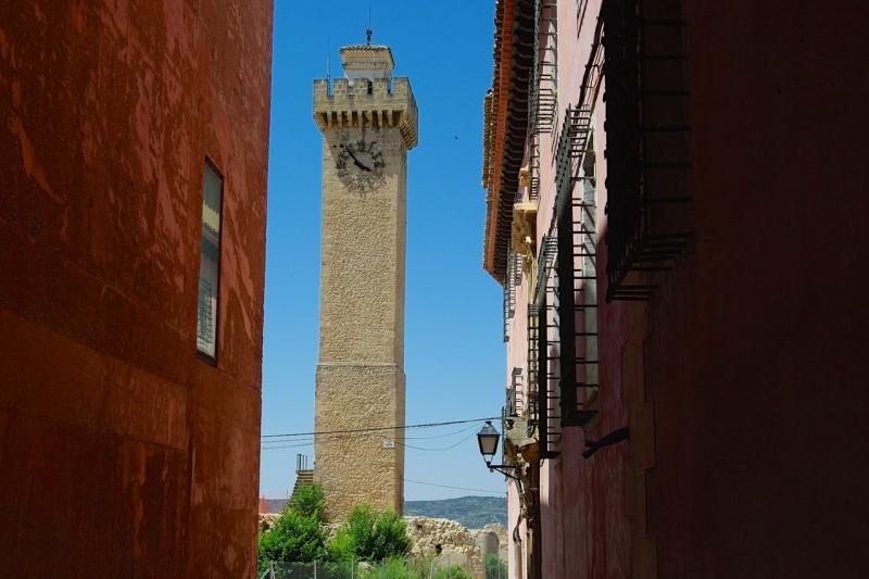 Сторожевая башня Mangana
