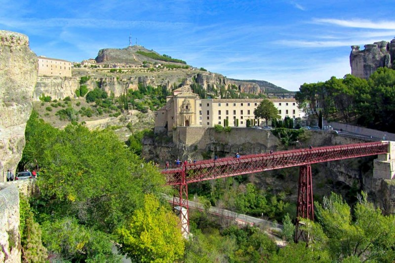 Мост San Pablo