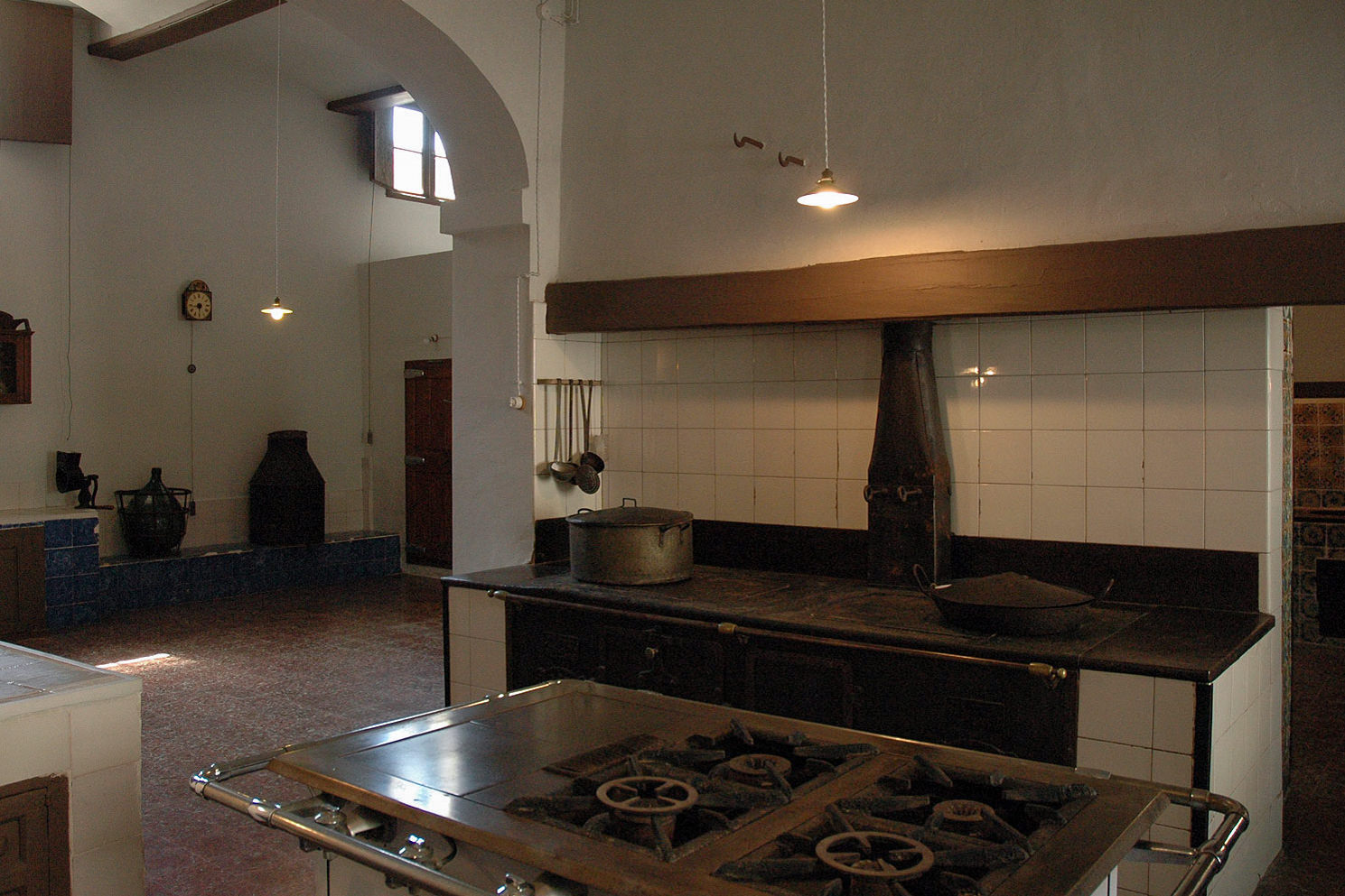 Кухня (фото: Monestirs Puntcat)