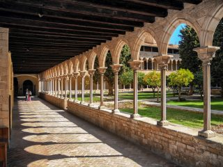 Монастырь Санта-Мария-де-Педральбес
