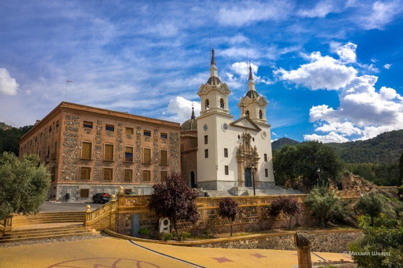 Святилище Ла Фуэнсанта