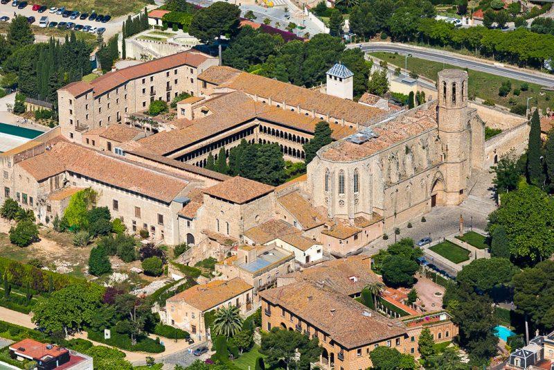 Королевский монастырь Святой Марии-де-Педралбес