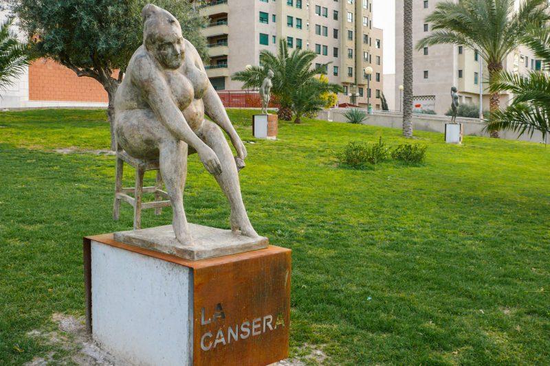 Скульптурный парк Антонио Кампильо