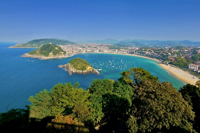 TOP10 пляжных городов Испании
