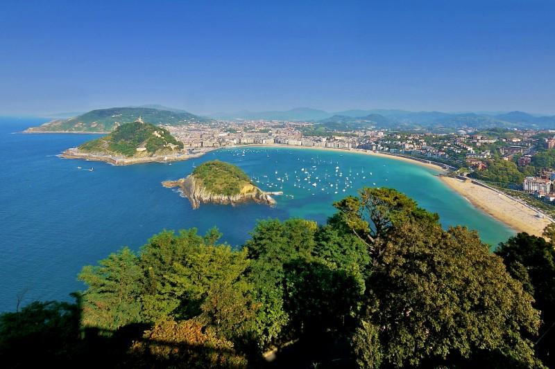 Доностия (Сан Себастьян) – северный курорт Испании