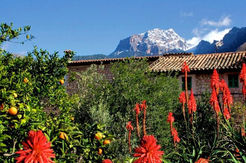 Очаровательная горная деревня Форналуч