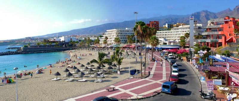 Пляж la Pinta, Адехе