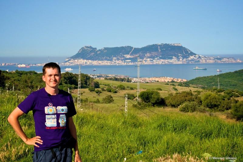 Одним глазком посмотреть на Гибралтар