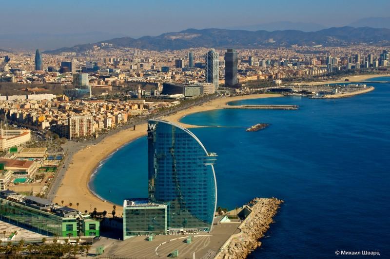 Прекрасна Барселона