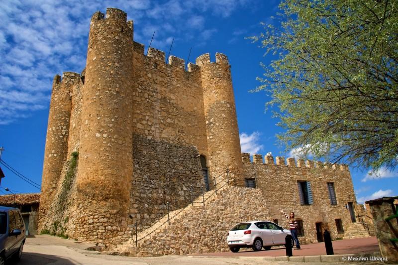 Крепость Carcelen