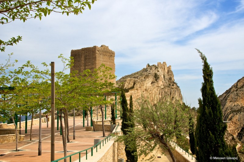 Крепость Хихона