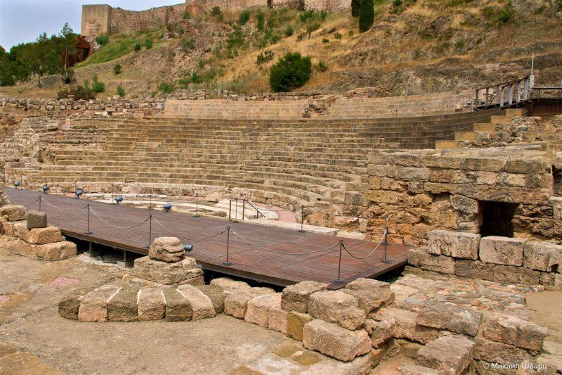 Руины Римскиого Театра