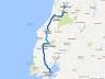 Маршрут по Португалии на авто 28