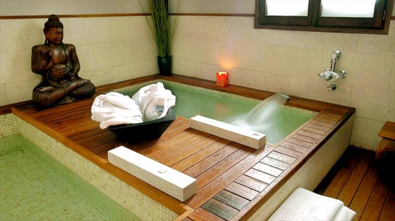 Термальные ванны курорта La Garriga