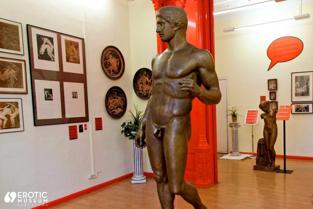 Эротика древних цивилизаций (фото: erotica-museum)