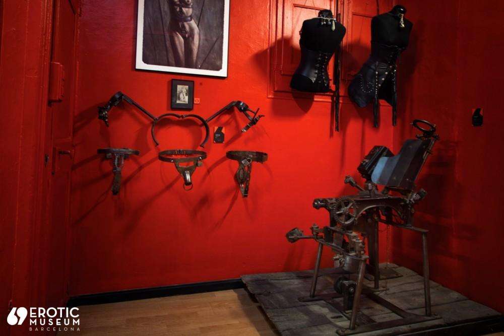 Музей эротики в Барселоне (фото: erotica-museum)