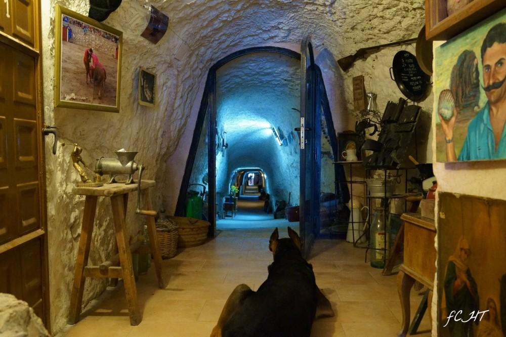 Пещера музей El Diablo (фото: Francisco Chornet)