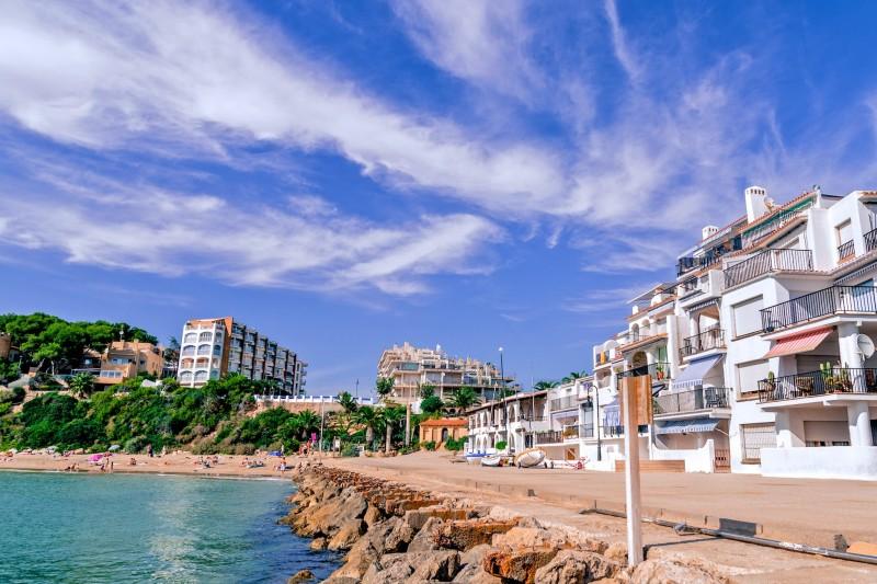 Пляж Рок де Сант Гайета