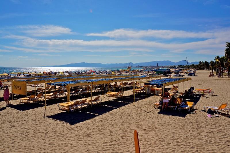 Пляж Levante