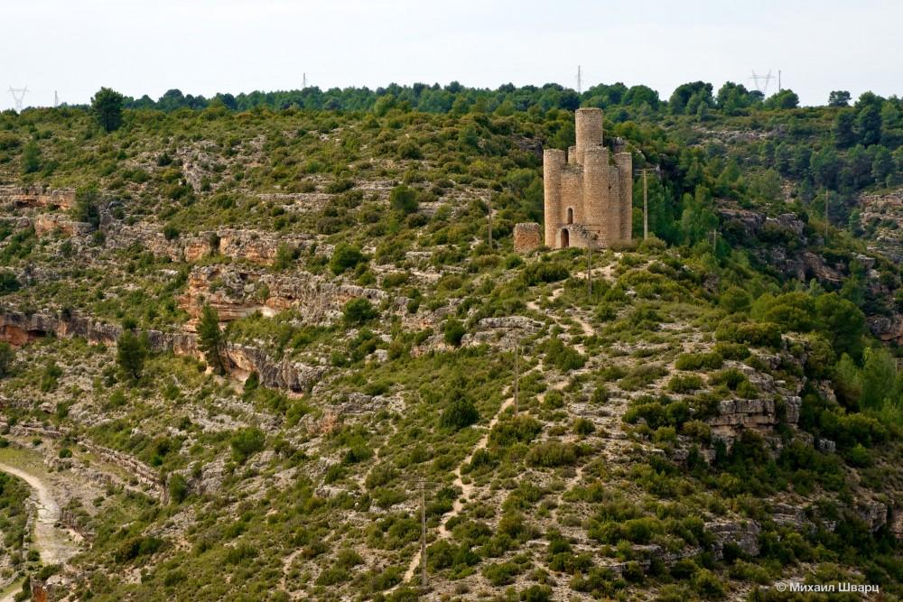 Башня Torre Alarconcillo