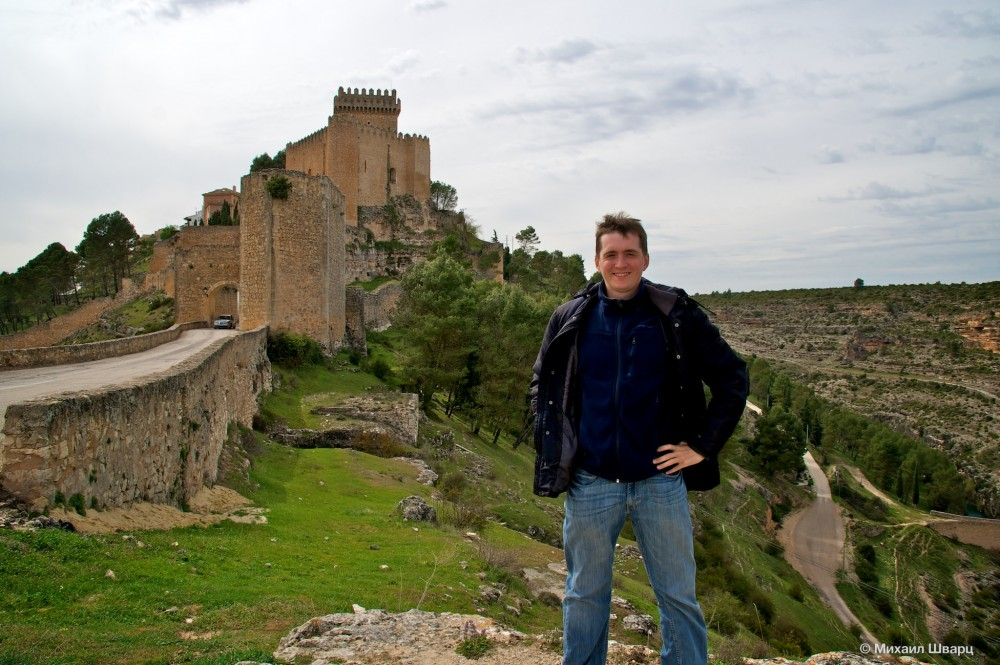 Ворота в бпшне Torre del Calabozo